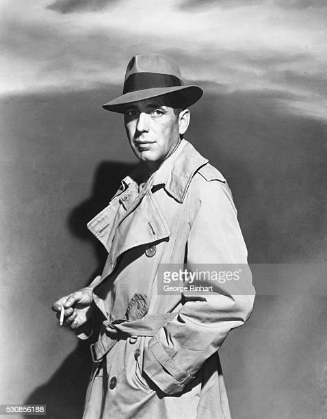 Here is Humphrey Bogart an American actor