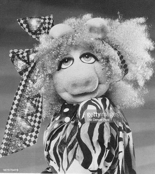 FEB 1 1981 Here she wears Betty Boop curls with striped minidress Credit The Sunday Denver Post