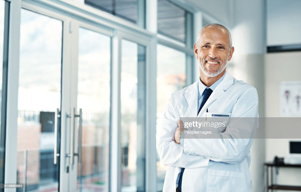 Here to keep you at your healthiest : Stock Photo