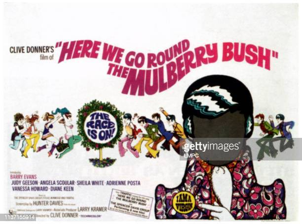 Here We Go Round The Mulberry Bush poster 1967