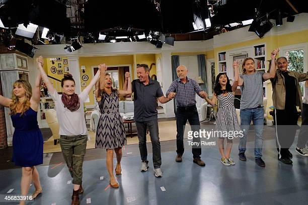 STANDING Here's the Kicker Tim Allen returns for a fourth season in Last Man Standing as Mike Baxter who continues to be surrounded by forces seeking...