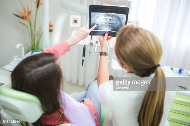 here's the tooth that hurt - pediatric dentistry stock photos and pictures