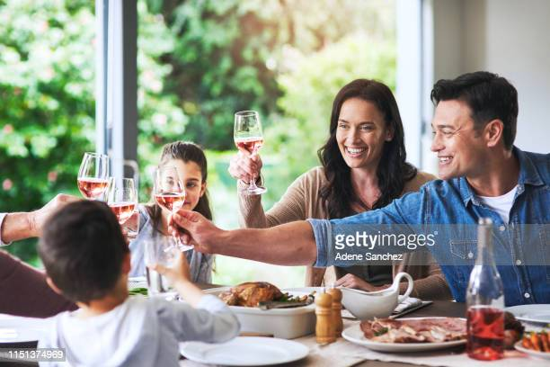 here's to many more lunches together - free thanksgiving stock pictures, royalty-free photos & images