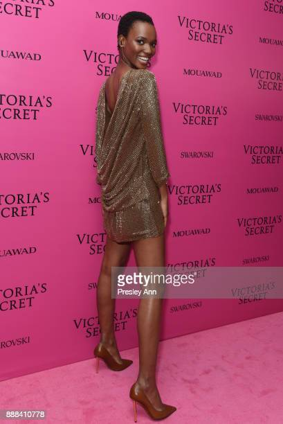 Herieth Paul attends 2017 Victoria's Secret Fashion Show In Shanghai After Party at MercedesBenz Arena on November 20 2017 in Shanghai China