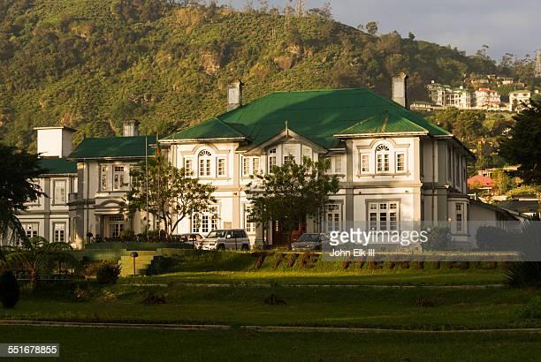 heritage hotel in nuwara eliya - 7894 stock pictures, royalty-free photos & images