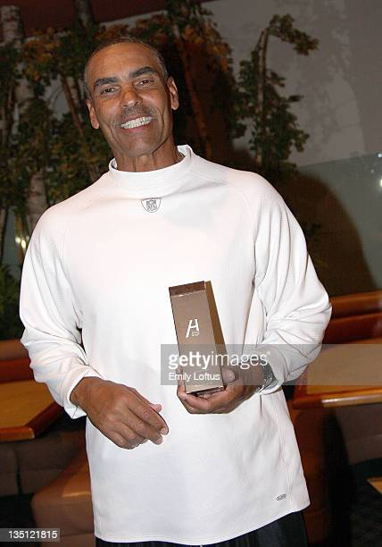 Herm Edwards attends the Backstage Creations 2008 American Century Championship Golf Tournament on July 9 2008 in Lake Tahoe California