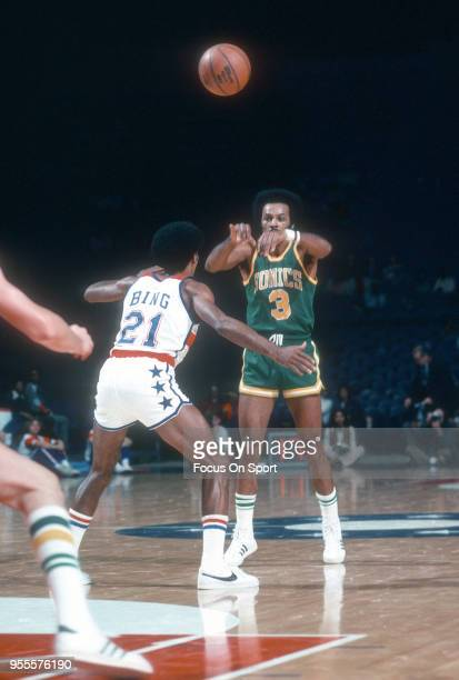 Seattle Supersonics Pictures And Photos