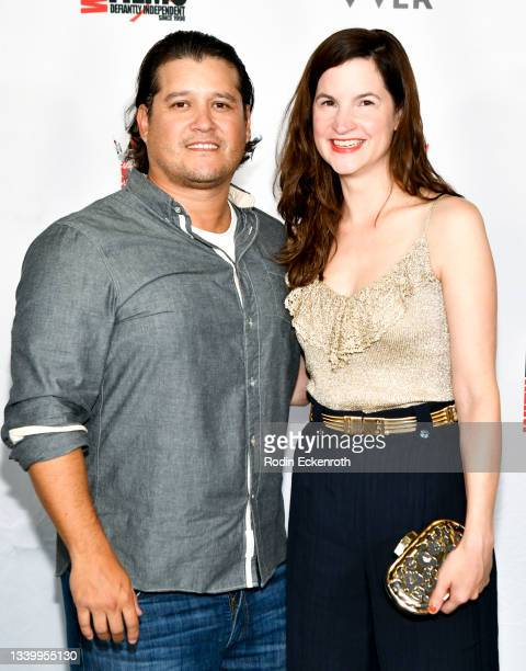 """Herman Cortez and Dana Del Bo attend the Closing Night of Dances with Film Festival with premiere of """"Mister Sister"""" at TCL Chinese Theatre on..."""