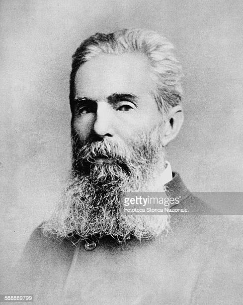 Herman Melville American poet and storyteller. Author of the famous novel 'Moby Dick', the epic struggle of Captain Ahab and his crew to catch the...