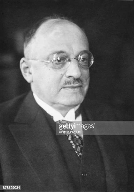 Hermann Fischer jurist and politician Keystone Vintage property of Ullstein Bild