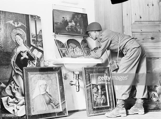 nazi art fotograf as e im genes de stock getty images. Black Bedroom Furniture Sets. Home Design Ideas
