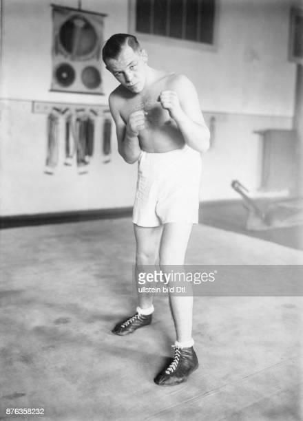 Hermann Herse boxer Keystone Vintage property of Ullstein Bild