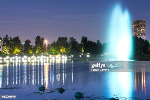 Hermann Park Lake 001