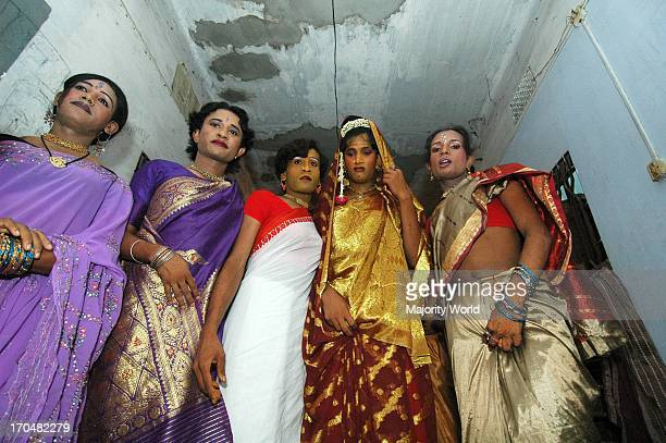 A hermaphrodite wedding Bangladesh