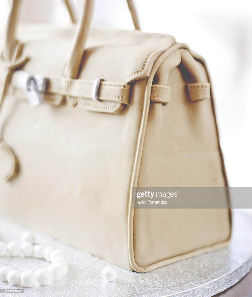 Hermes birkin bag : Stock Photo