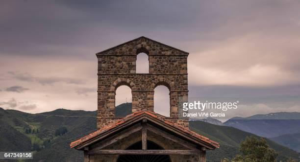 Hermitage at Picos de Europe, Spain.