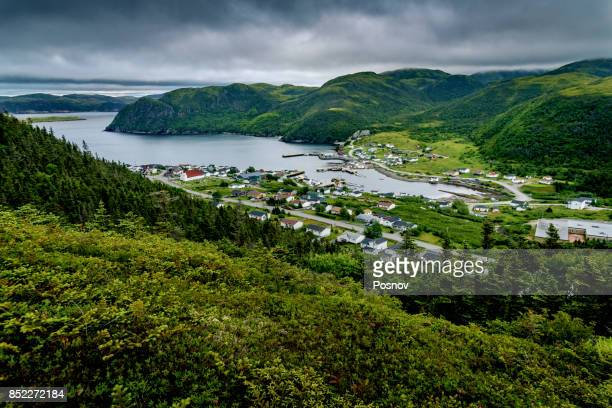 hermitage - newfoundland and labrador stock pictures, royalty-free photos & images