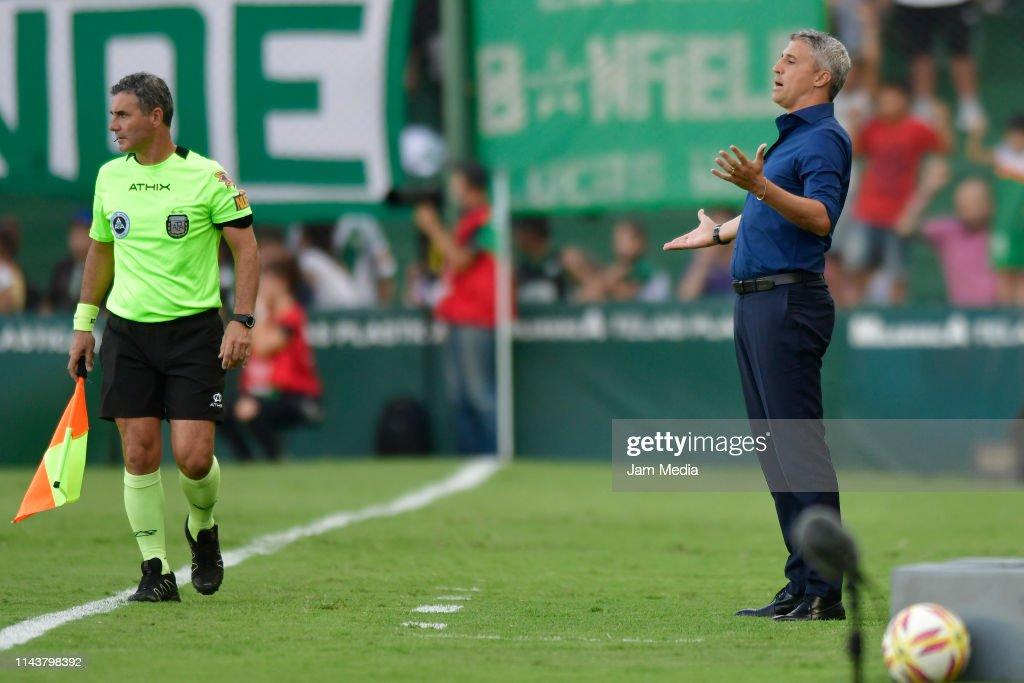 ARG: Banfield v Estudiantes - Copa de la Superliga 2019
