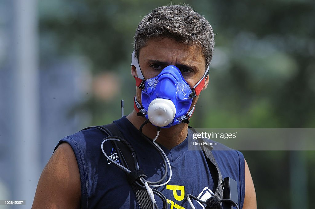 FC Parma Pre-Season Training Session