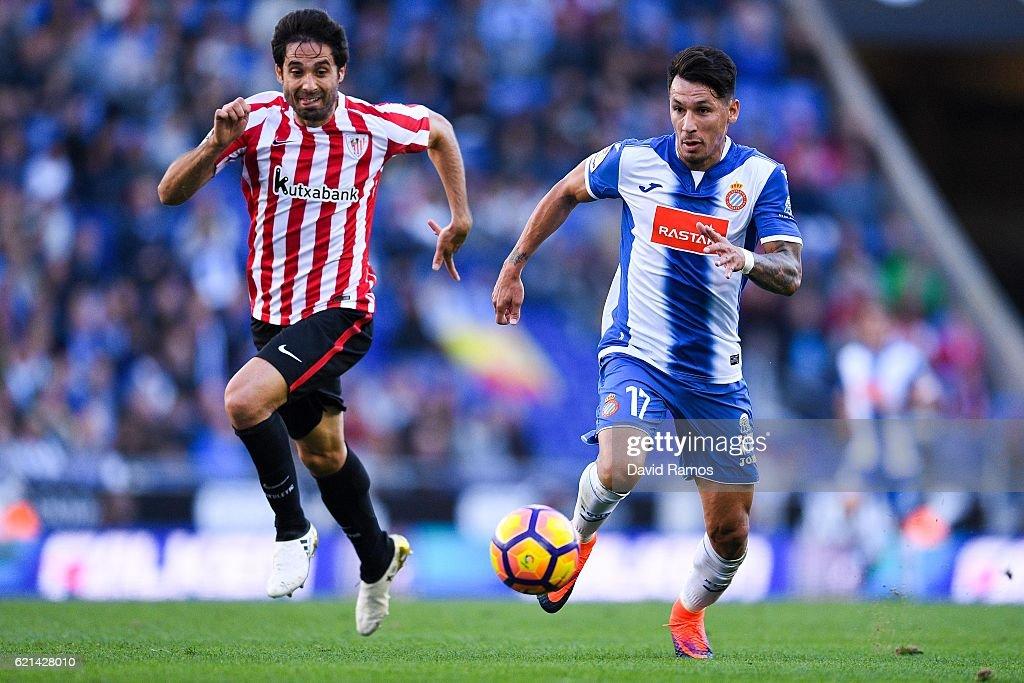 RCD Espanyol v Athletic Bilbao - La Liga : Foto jornalística