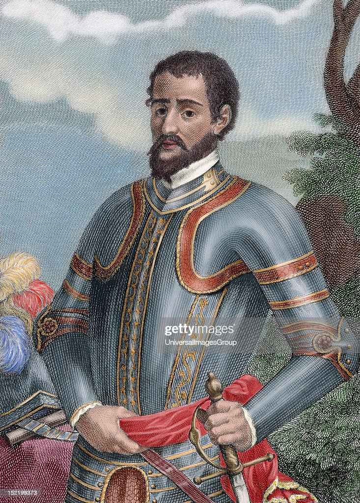 what is hernando de soto famous for