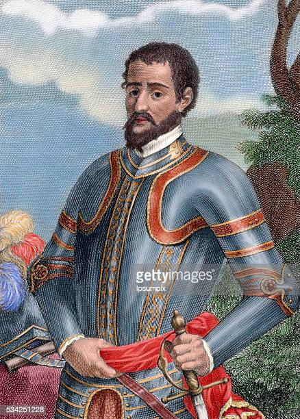 the legacy of hernando de soto as a conquistidor The historic route of the conquistador hernando de soto and his expedition through the florida native american territories in his quest for gold and glory.