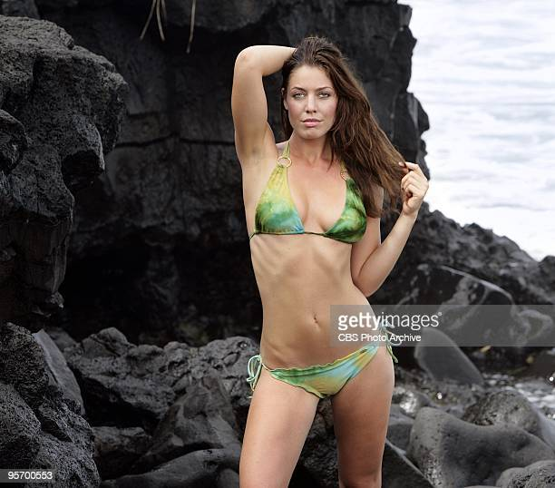 Hero Amanda Kimmel a hiking guide previously seen on SURVIVOR CHINA and SURVIVOR MICRONESIA is one of the 20 returning castaways set to compete in...