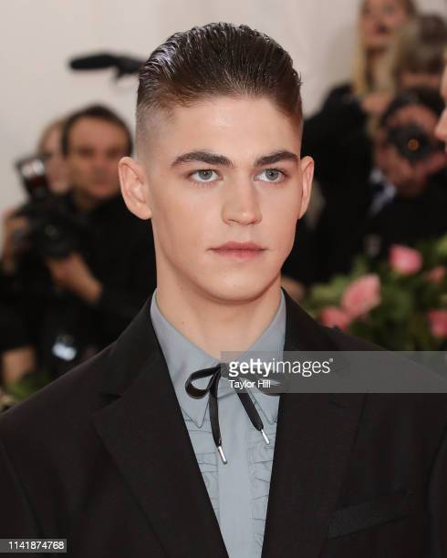 Hero FiennesTiffin attends the 2019 Met Gala celebrating Camp Notes on Fashion at The Metropolitan Museum of Art on May 6 2019 in New York City