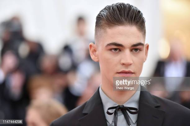 Hero FiennesTiffin attends The 2019 Met Gala Celebrating Camp Notes on Fashion at Metropolitan Museum of Art on May 06 2019 in New York City