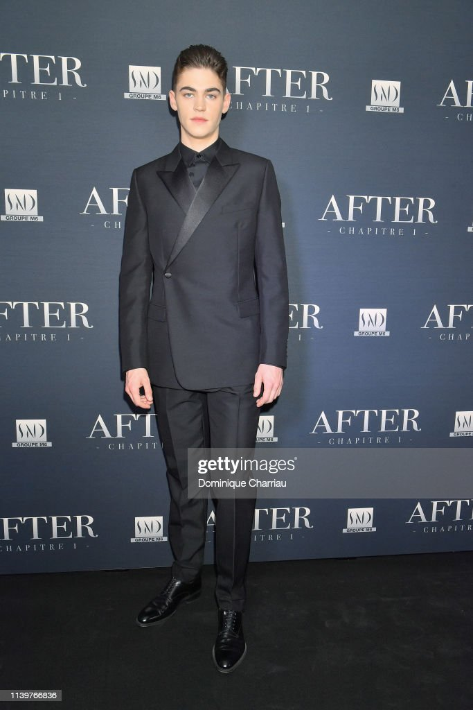 """""""After"""" Screening At Hotel Royal Monceau In Paris : News Photo"""