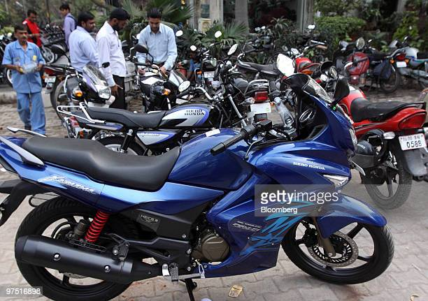 Hero honda motors ltd new delhi for Honda motor company stock
