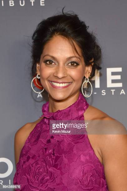 Hero Mona Patel attends CNN Heroes 2017 at the American Museum of Natural History on December 17 2017 in New York City 27437_015