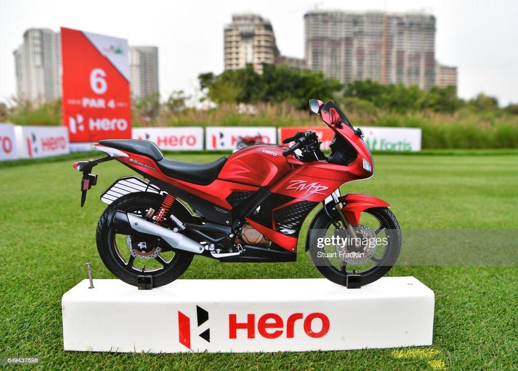 Hero Indian Open - Previews : News Photo