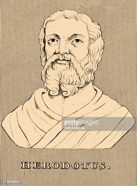 Herodotus', , 1830. Herodotus ancient Greek historian born in Halicarnassus in the Persian Empire and the first writer to collect his materials and...