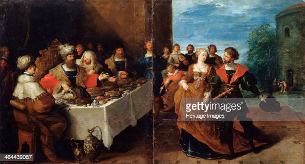 'Herod's Feast' 17th century Found in the collection of the Regional A Deineka Art Gallery Kursk Russia