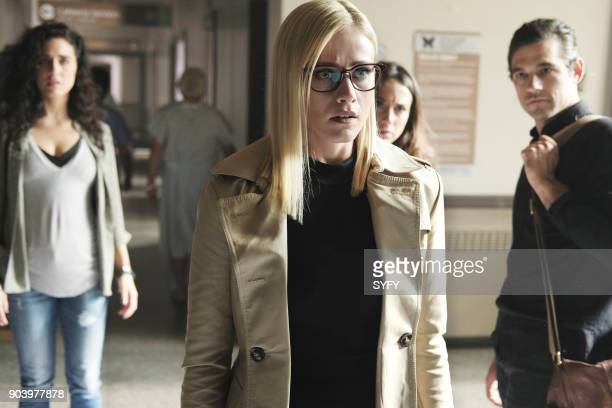 THE MAGICIANS Heroes and Morons Episode 302 Pictured Olivia Taylor Dudley as Alice Quinn
