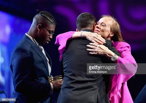 Heroes of the 2017 Las Vegas Shooting Muhammed Ali Celebrity Fight Night Award recipient Jonathan Smith Heroes of the 2017 Las Vegas Shooting and...