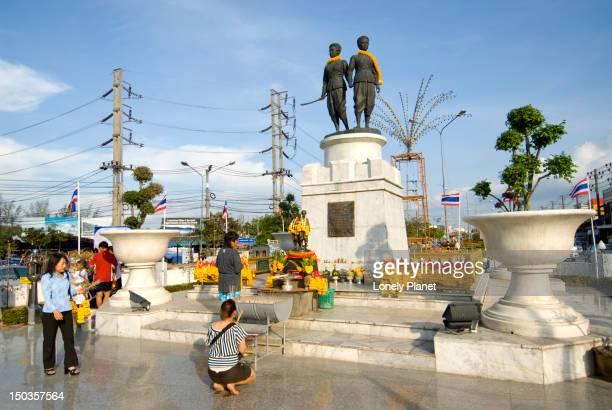 Heroines Monument.