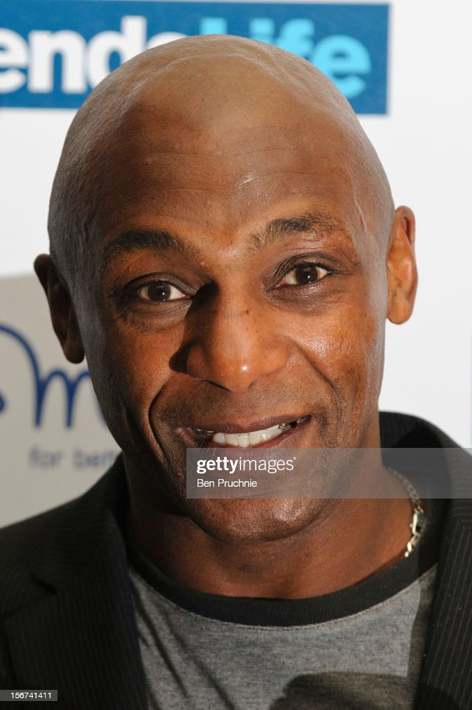 Herol Graham attends the Mind Mental Health Media Awards at BFI Southbank on November 19, 2012 in London, England.