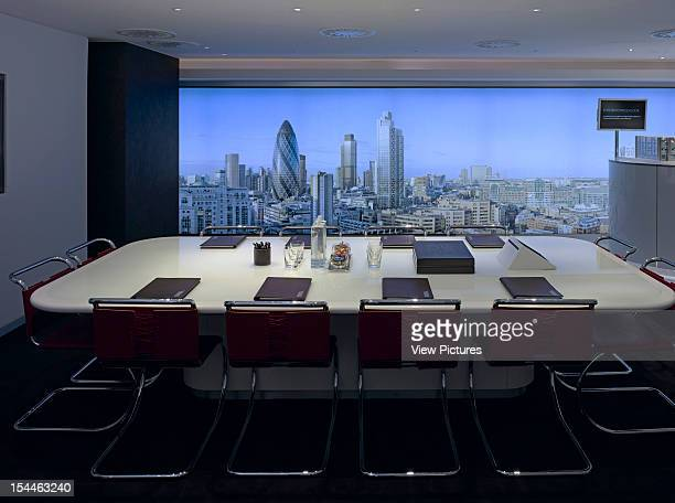 Heron Tower Marketing SuiteUnited Kingdom Architect London Heron Tower Marketing Suite Interior View