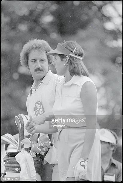 """Hershey, Pennsylvania: Nancy Lopez. Nancy Lopez' interest in golf began at the tender age of seven when her father, Domingo, gave her """"the four wood""""..."""