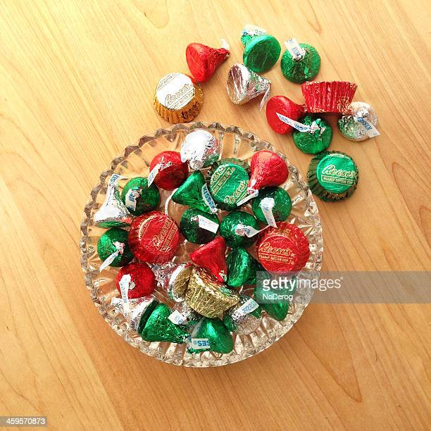 Hershey's Christmas Candy