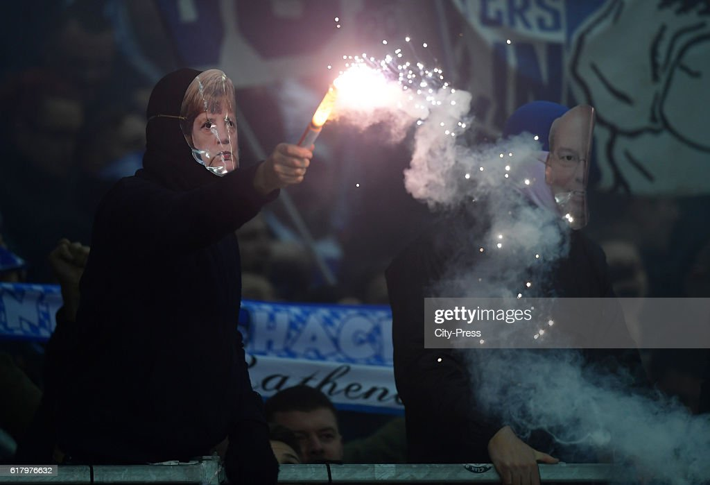 FC St Pauli v Hertha BSC - DFB Cup : News Photo