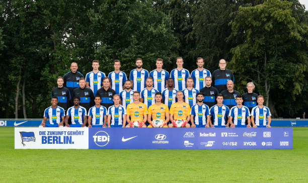 DEU: Hertha BSC U23 - team presentation