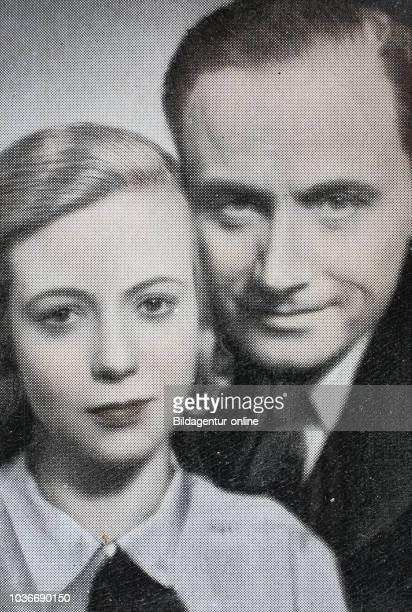 Hertha Thiele 8 May 19085 August 1984 was a German actress Hermann Thimig 3 October 18907 July 1982 was an Austrian film actor digital improved...