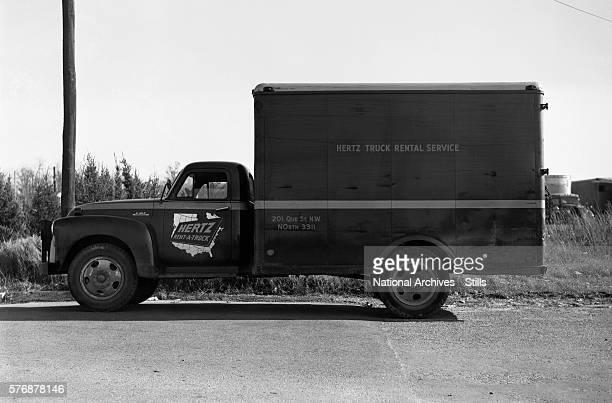 Hertz Truck Rental Service