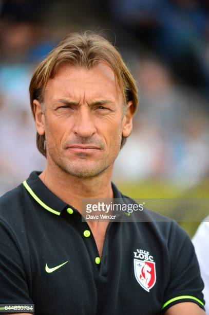 Herve RENARD Troyes / Lille Match amical Cambrai Photo Dave Winter / Icon Sport
