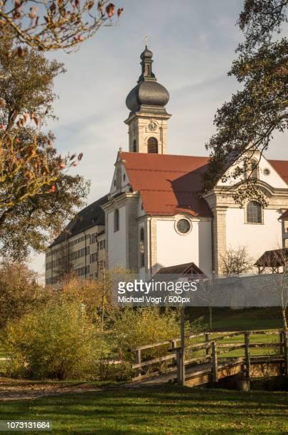 herz-jesu-kirche, ehingen - kirche - fotografias e filmes do acervo