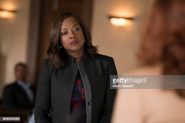 MURDER 'He's a Bad Father' An important person in Laurel's life comes to town to help her as private details regarding her past are revealed...