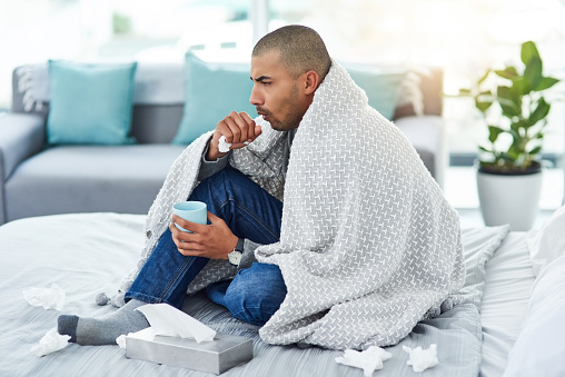 He's a little under the weather 1031959498